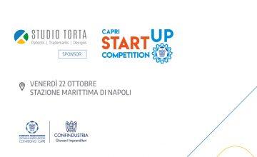Capri start up competition